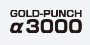 GOLD-PUNCH α3000
